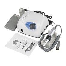 Sterke 210 Elektrische Nail Boor 65W 30000 Freesmachine Voor Manicure Pedicure Nail Boor Apparatuur Voor Manicure Machine Tool