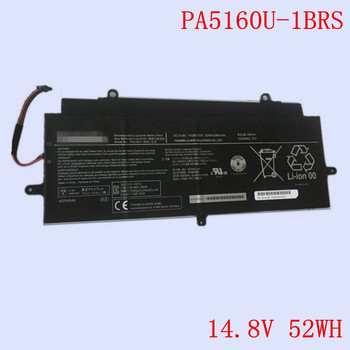 New Original Laptop replacement Li-ion Battery PA5160U-1BRS for Toshiba 13 KIRA-101 KIRA-102 KIRA-10D series 14.8V 52WH 3380mAh фото