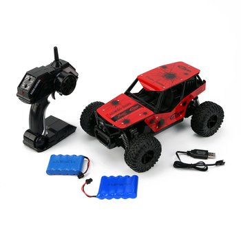 DEER MAN 1:16 2.4GHz 500mAh 1000mAh Climbing RC Off-Road Car Toy Cross Country Vehicle