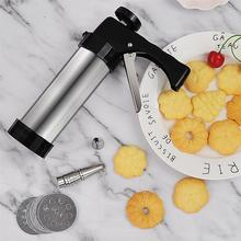 Biscuit-Machine-Set Cookie-Biscuits Making Stainless-Steel for DIY Cake Frame-Gun Hand-Pressed