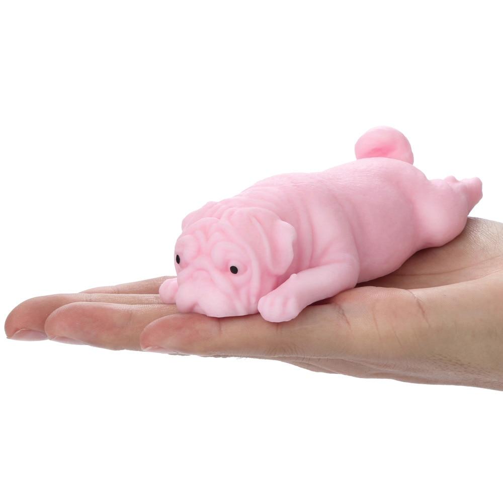 Reliever-Toys Mochi Antistress-Ball Gifts Squeeze Fun Squishyies Pug Cute Animal Kawaii img2
