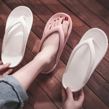 Womens Thick Bottom Slippers