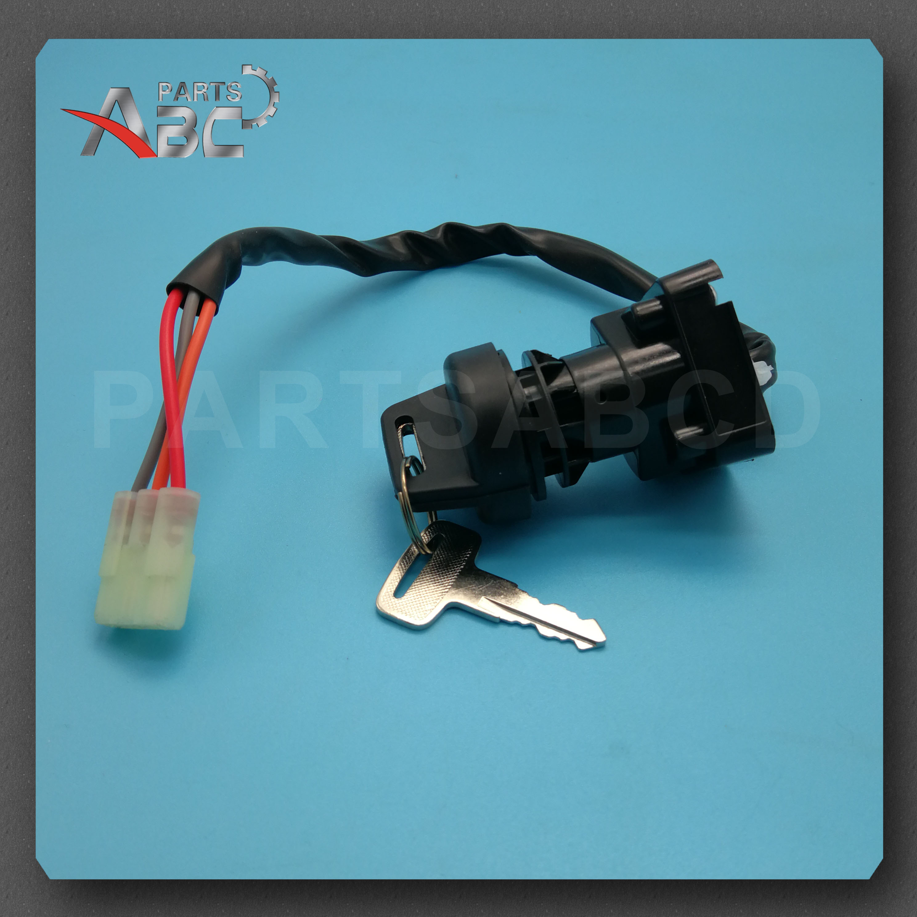 Переключатель ключа зажигания для Kawasaki KFX400 LTZ KFX 400 ATV Quad 2005 2006
