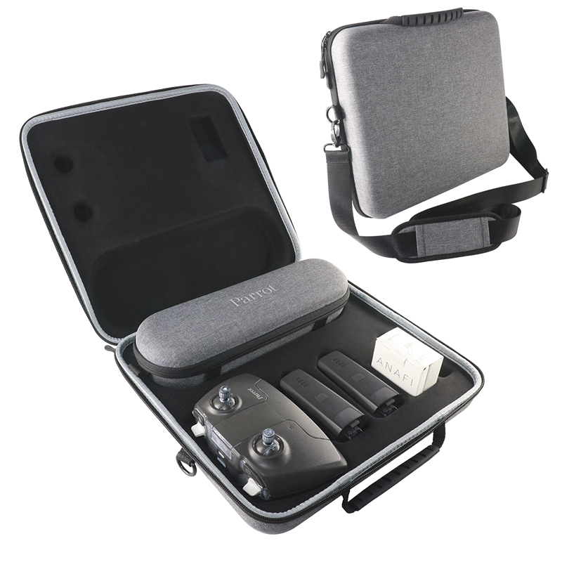 Carrying Case For Parrot ANAFI Drone Bag Handbag Portable Storage Travel Battery Controller Protector Transport Protective Box