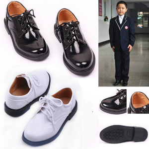 Kids Shoes New Children Leathe