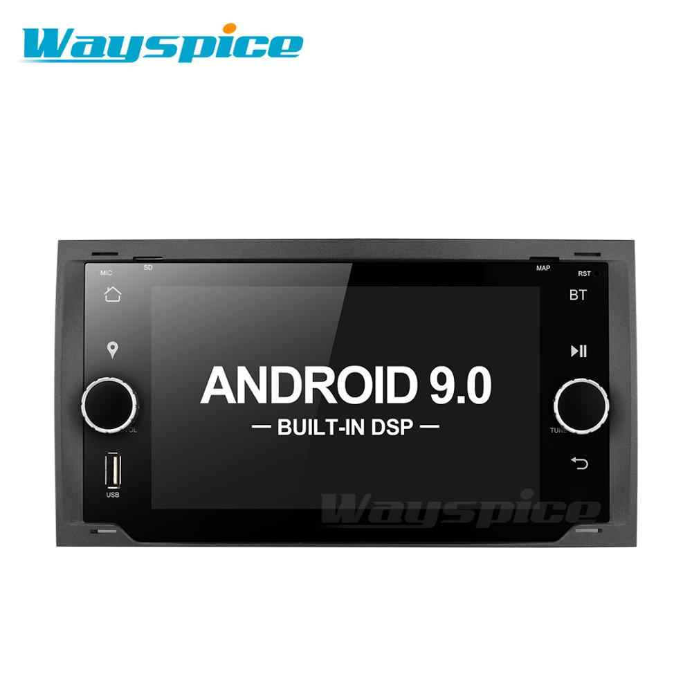 Android 9.0 PX30 Auto DVD voor Ford Mondeo C-max focus galaxy S-max fusion ranger escape expedition fiesta auto dvd auto stereo