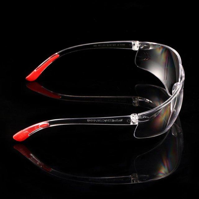 Bicicleta de segurança óculos de proteção transparente para ciclismo proteção do trabalho óculos de segurança soldador 3