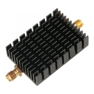 Image 5 - 2MHz 700MHZ 3W HF VHF UHF FM Transmitter Broadband RF Power Amplifier For Radio 35dB Gain Professinal Audio AMP