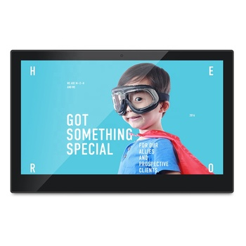 18.5 inch Outdoor Digital Signage Price Touchscreen All In One PC