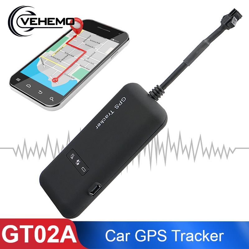 <font><b>GT02A</b></font> <font><b>GPS</b></font> Tracker Car Vehicle Tracking Device Locator Real time Caravan Auto Personal <font><b>GPS</b></font> Locator Anti-Theft Tracking image