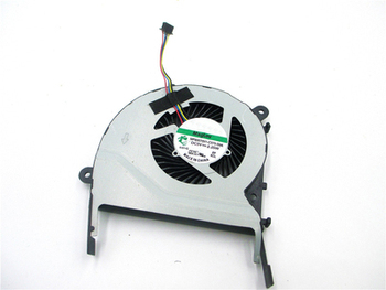 ew Laptop CPU Cooling Fan for ASUS X455 A455 A455L A555L A555LD K455 X455LD X555 X555LD Z450UI image