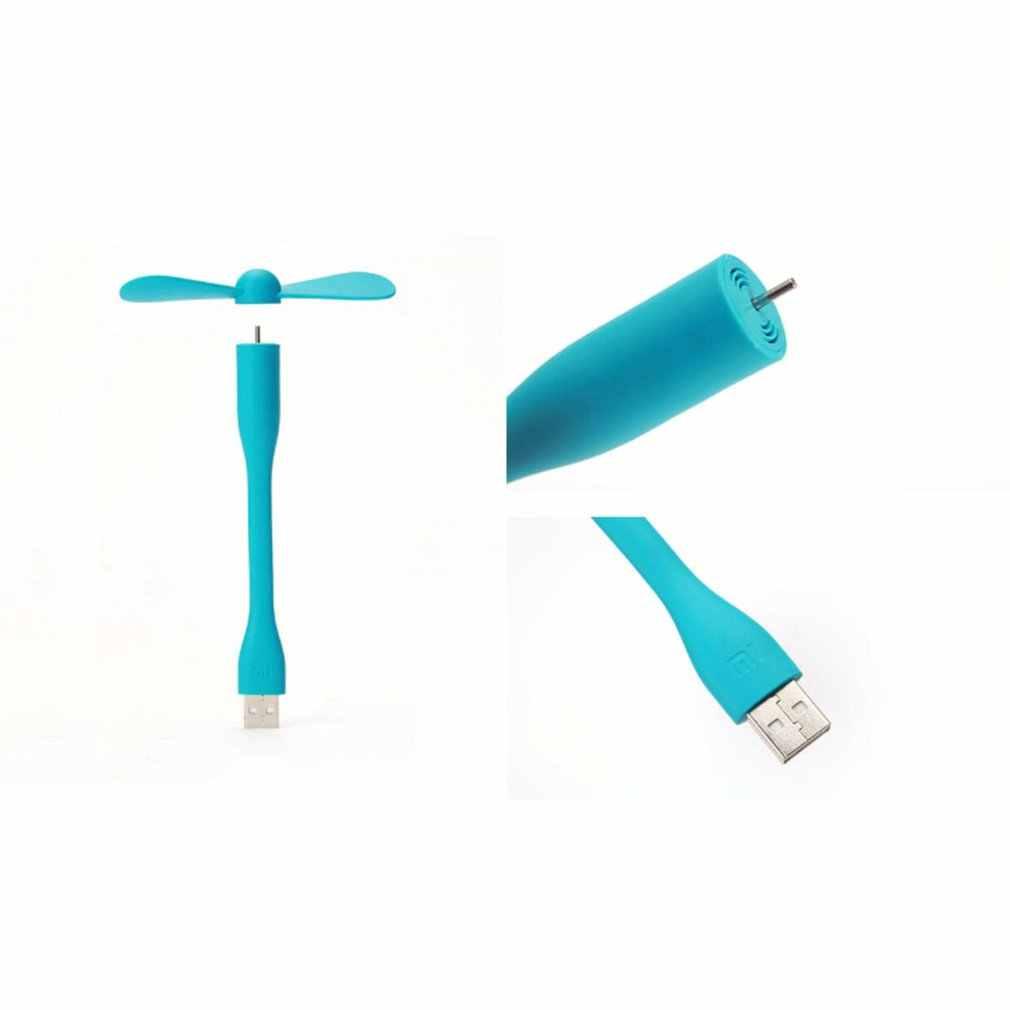 Новый горячий пластиковый гибкий небольшой охладитель USB мини охлаждающий вентилятор для ноутбука Настольный ПК компьютер