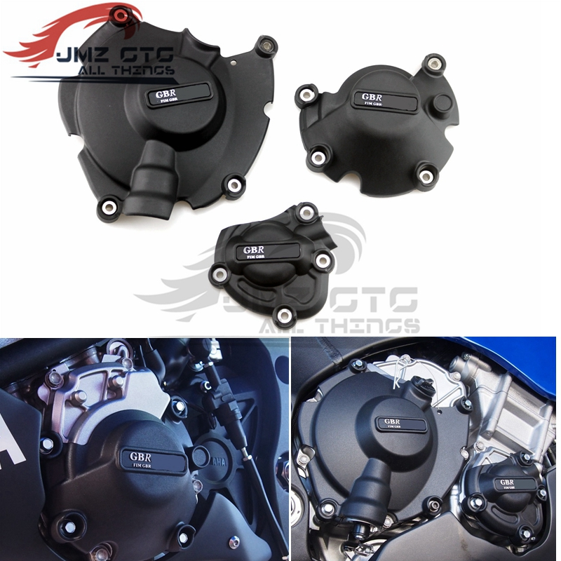 Motorcycles Engine cover Protection case for case GB Racing For YAMAMA R1 R1S R1M 2015 2016 2017 2018 2019 2020