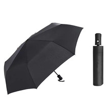 Estilo do carro totalmente automático guarda-chuvas das mulheres dos homens etiqueta à prova de chuva para mercedes w210 w211 w222 amg w168 w169 w176 w177 w190 w205