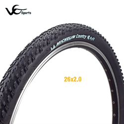 Ultralight MICHELIN bicycle tire 26*2.0 MTB mountain bike tires cycling tyres good grip anti skidding for country dry off-road