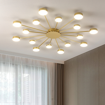 New led Chandelier For Living Room Bedroom Home chandelier by sala Modern Led Ceiling Chandelier Lamp Lighting chandelier 1