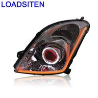 Drl Luces Para Auto Accessory Assessoires Lights Assembly Cob Led Automobiles Car Lighting Headlights 17 18 FOR Suzuki Swift