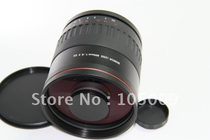 900mm F8 T Mount Mirror Telephoto Lens For Canon Nikon Sony A E Mount Pentax Olympus Fuji Camera Promote The Production Of Body Fluid And Saliva