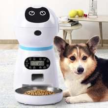 35l собака Автоматические кормушки для кошек с Нержавеющаясталь