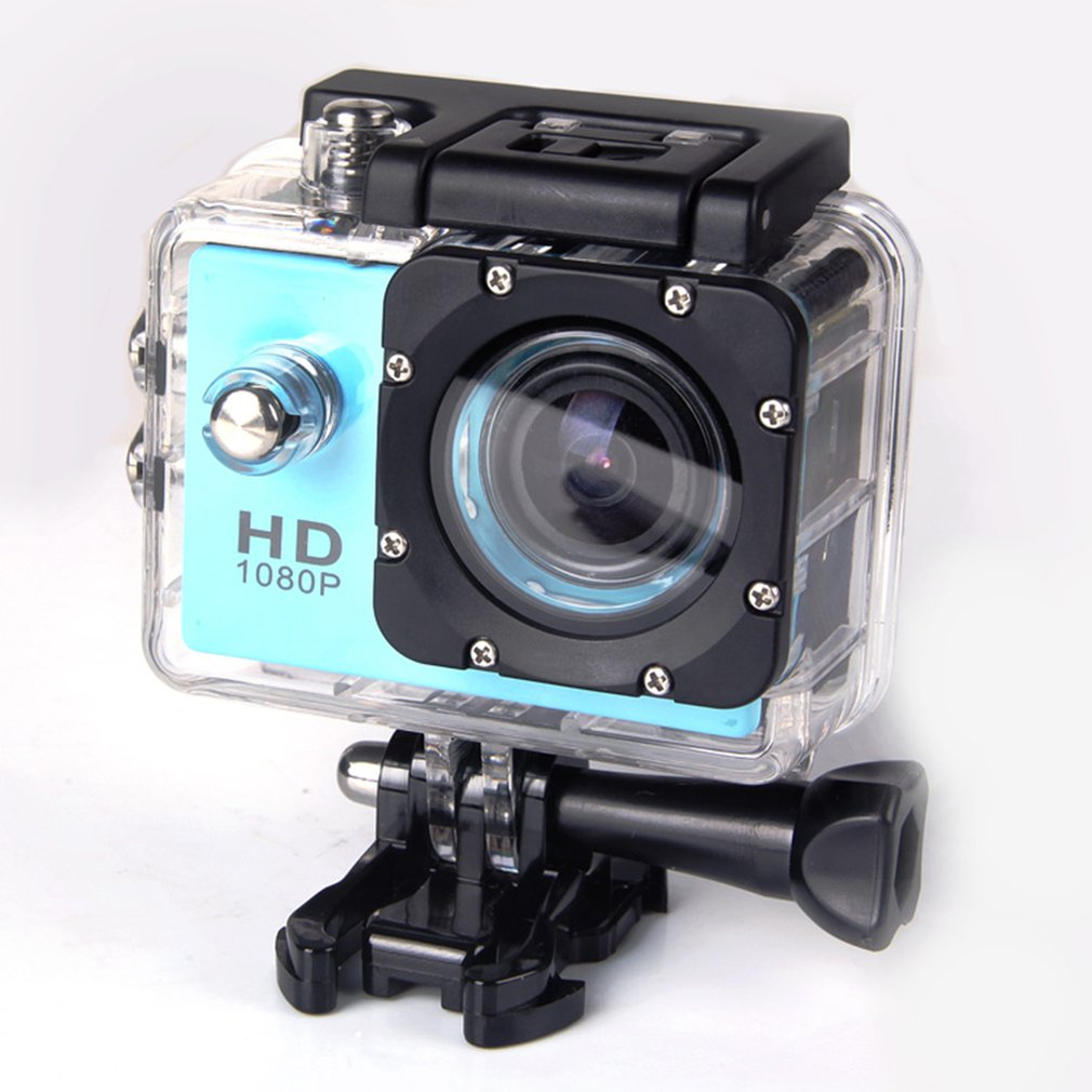 2.0 INCH Dual Screen WiFi Sports DV Action Camera Waterproof Camera
