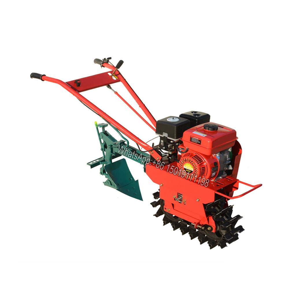 170 Gasoline cultivator,chain track cultivator,wheel plough,trencher,fertilizer and seeder,micro tiller,rotary tiller|Garden Cultivator| - AliExpress