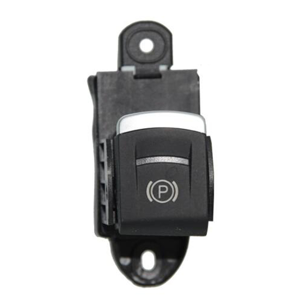 Electronic Handbrake Switch Parking Hand Brake For Audi A6 S6 C6 Q7 A3 2007 2008 2009 2010 2011 image
