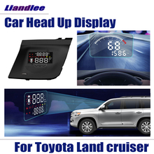 Alarm-Detector Head-Up-Display Toyota Projector-Screen HUD Overspeed for Land-Cruiser