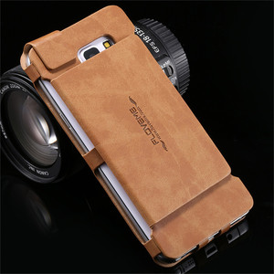 Image 5 - Flip Leather Case for Samsung Galaxy S20 Ultea S10 S9 S8 Plus S7 S6 Edge Zipper Wallet Cover for Samsung Note 20 10 9 8 5 Coque