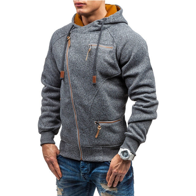 Covrlge Hoodies Men Autumn Casual 11