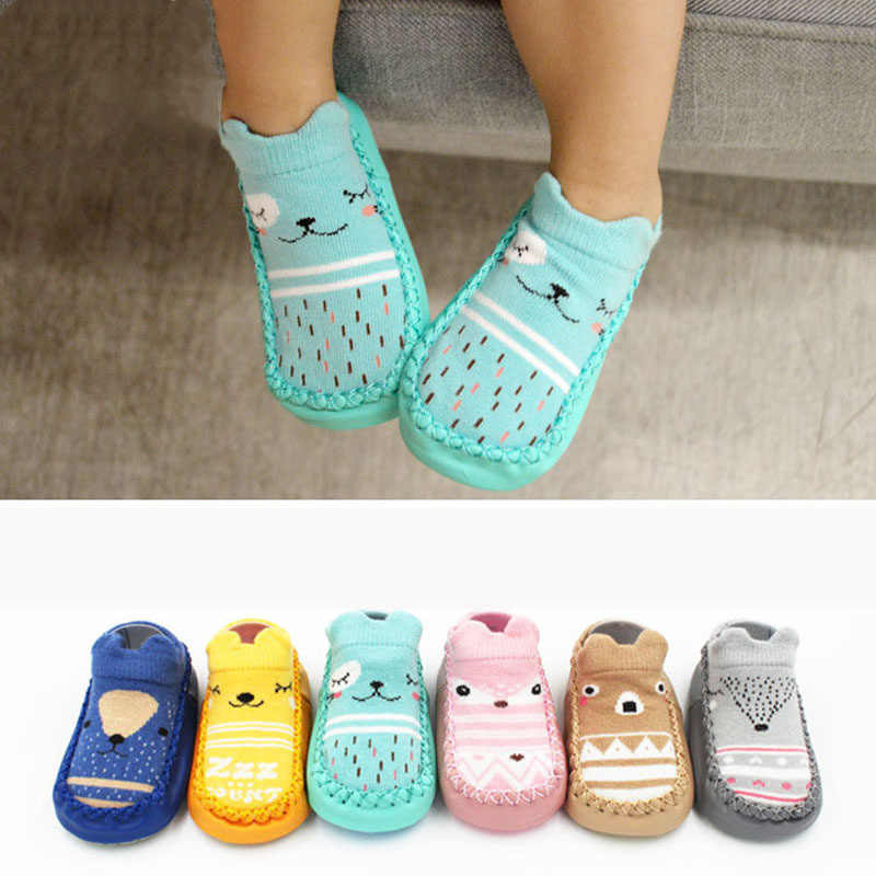 New Infant First Walkers Leather Baby Shoes Cotton Newborn Toddler Boy Shoes Soft Sole Autumn Winter Babies Shoes for Baby Girl