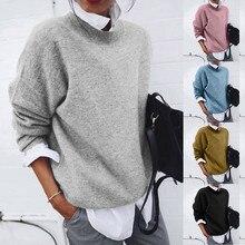 Sweater Women кофта женская Winter Fashion Plus