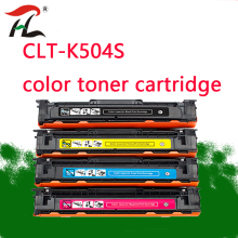 CLT 504S CLT-K504S color toner cartridge compatible for Samsung CLT K504S 504 CLP 415 470 475 CLX 4195 4170 samsung clt k504s black