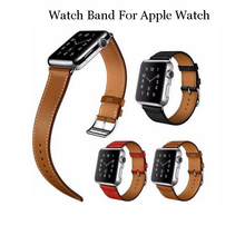 Smart Watch Strap Support For Apple Watch 2/3 genuine leathe