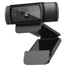 Original Logitech C920e Webcam 1080P Video Chat Recording Camera For Windon7/8/10 Mac