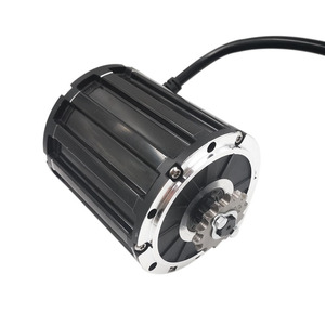 Free Shipping QS Motor 2000W 70H BLDC Mid Drive Motor with 428 Proket for Electric Motorcycle
