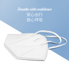 Fast Delivery hot sale Face Mask KN95 Safety Protective Mask 95% Filtration Anti Dust FFP2 Mask Send within 12 hours N95