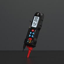Youpin duka lcd digital multímetro caneta esr medidor testadores automotivo som luz alarme detecção tester medidor de alta precisão