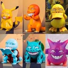 15 см Хэллоуин забавные игрушки покемон аниме Пикачу Покемон