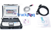 Thoughbook CF19 Laptop + Wintrac untuk Thermo King Auto Truk Forklift Alat Diagnostik Wintrac Thermo Raja Forklift Alat Diagnostik(China)