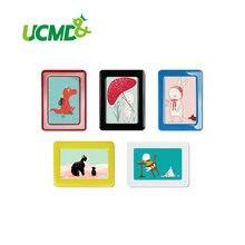 Красочные магнитные рамки для картин 118*16 см Хрустальная фоторамка
