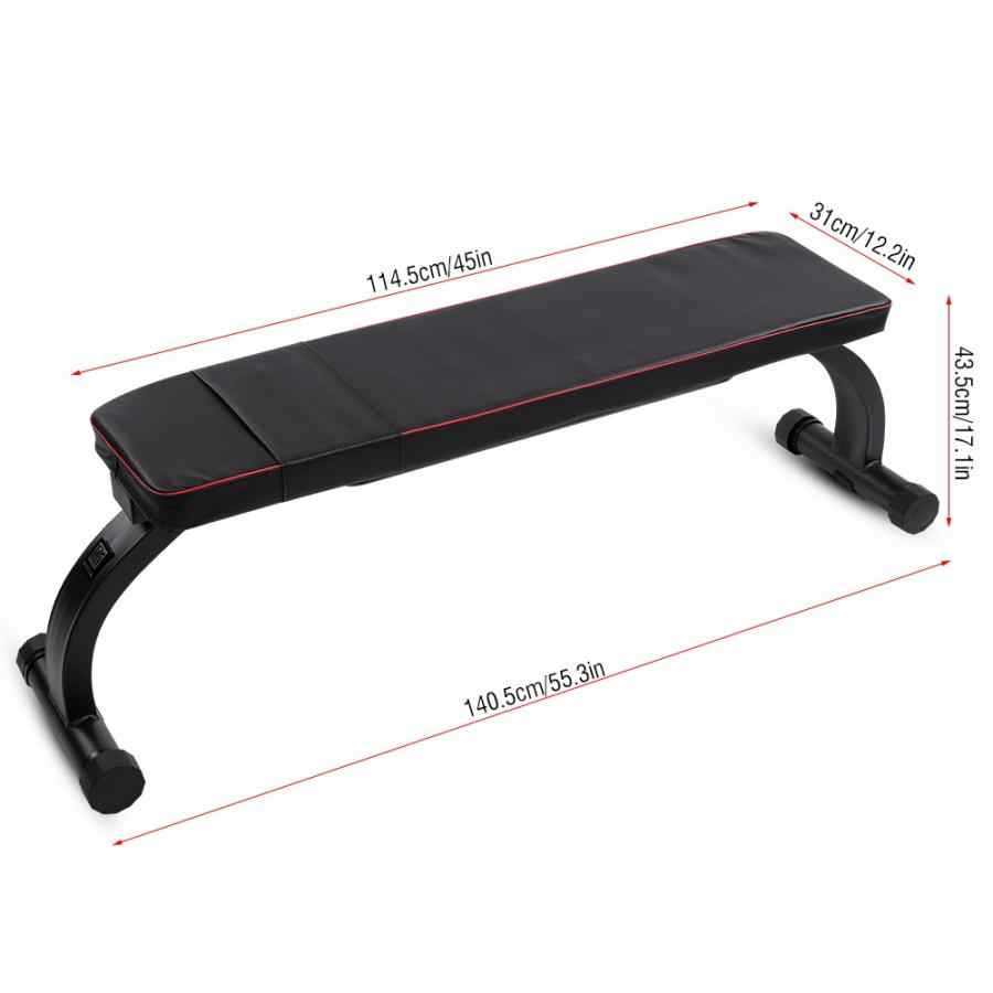 Foldable Fitness Bench Weight Lifting Home Sit Up Abdominal Bench Fitness  Board Abdominal Exerciser Equipments Gym Training| | - AliExpress