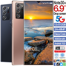 2021 NewestGalax Note30+ 6.9