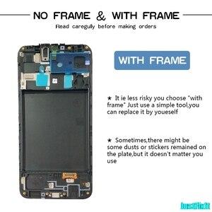 Image 5 - 100% Original pour Samsung Galaxy A20 A205G/DS A205F/DS A205GN/DS SM A205FN/DS Lcd écran tactile numériseur assemblée
