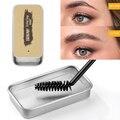 3D Перьевые брови макияж бальзам для укладки бровей Набор для мыла стойкий гель для бровей водонепроницаемый макияж для бровей гель мыло TSLM2