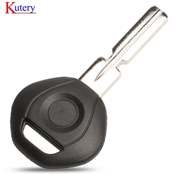 kutery Replace Car Transponder Chip Key Shell Case Fob For BMW 3 5 6 series X3 X5 Z4 Z8 for E36 E34 E38 E39 With HU58 Blade image
