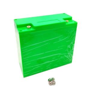 Image 2 - 12 فولت بطارية ليثيوم البلاستيك الحال بالنسبة لسهولة التركيب والصيانة 17ah 40ah استبدال الرصاص الحمضية