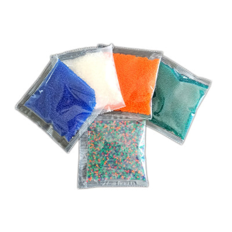 10000pcs/pack Colorful Pearl Gel Ball Polymer Hydrogel Crystal Mud Soil Water Beads GrowMagic Jelly Weding Home Party Decoration