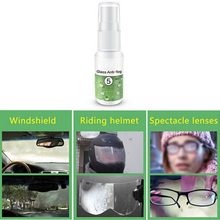 Driving Car Glass Anti-fog Agent Vehicle Powerful 20ml Auto Windshield Side Coating