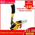 Hydraulische Handbremse Master Zylinder 3/4 E-bremse Racing Parkplatz Notfall Bremshebel Griff Manuelle Bremse. Parkplatz Bremse