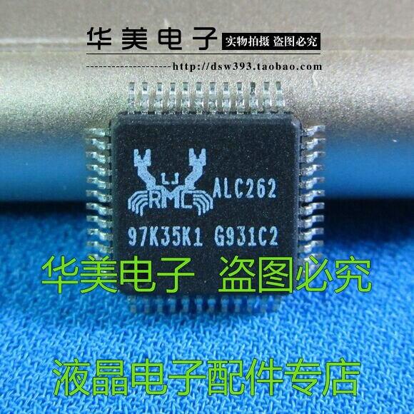 Бесплатная доставка. ALC262 звуковая карта чип|Реле|   | АлиЭкспресс